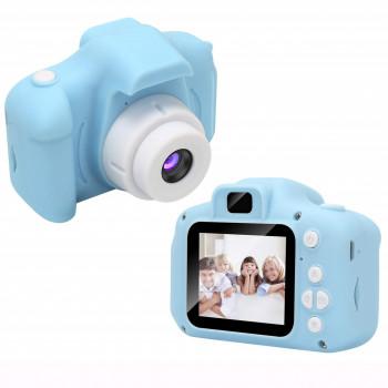 Цифровой детский фотоаппарат Голубой C3-A